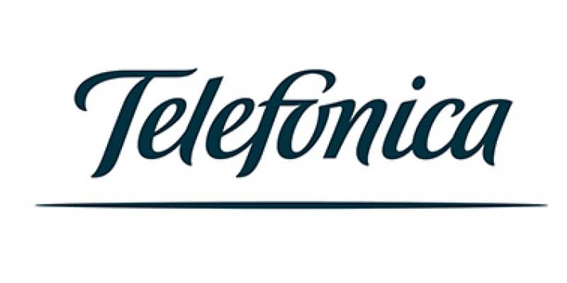 Client Logo - Telefonica