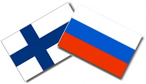 finland-russian flag